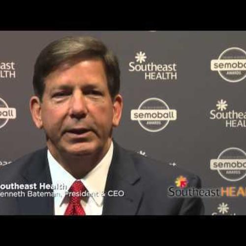 Video: 2015 Semoball Awards Presenting Sponsor - SoutheastHEALTH